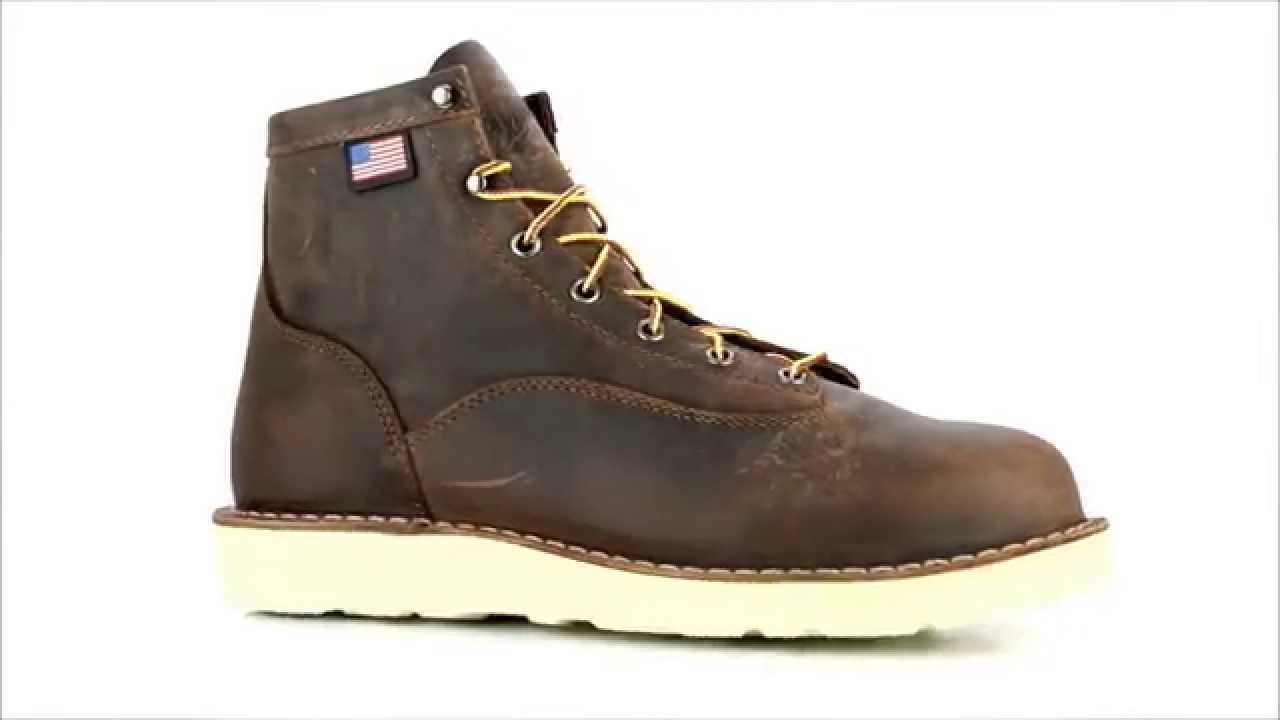 Men's Danner 15554 Steel Toe Wedge Sole Work Boots @ Steel-Toe ...