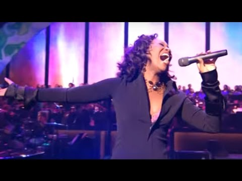 Yolanda Adams  I Believe I Can Fly
