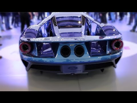 2016 ford gt insane exhaust revs driving and exclusive walkaround - Ford Gt 2016 Engine