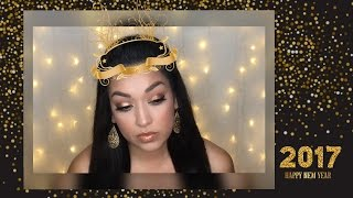 golden bronzed goddess makeup all gold everythang 24 karat magic