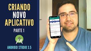 ANDROID STUDIO 3.5 - CRIANDO APLICATIVO GASOLINA OU ÁLCOOL (PARTE 1)