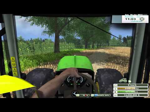 Farming Let's Play Drensteinfurt Ep 3