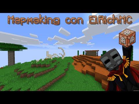 Mapmaking con ElRichMC Ep2, Un lobby con ideas!