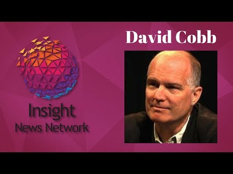 Insight Live with David Cobb! Green Party Presidential Candidate in 2004!