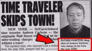 5 Historical Evidences That Prove TIME TRAVEL EXISTS!