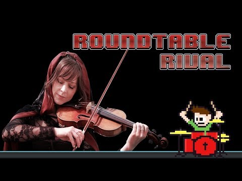 Lindsey Stirling - Roundtable Rival (Drum Cover) -- The8BitDrummer