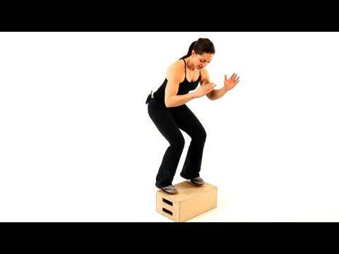 How to Do a Box Jump | Boot Camp Workout