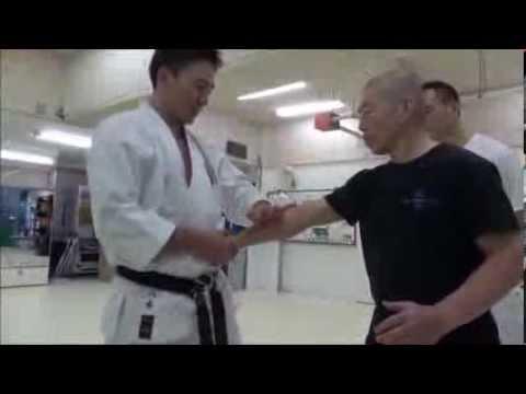 激痛!絶叫!これが沖縄空手だ!(Amazing! Okinawan Karate)