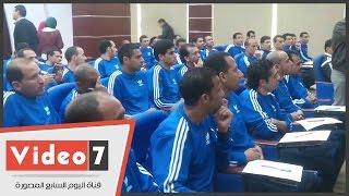 مجدى عبدالغني لحكم طالبه بالمستحقات: