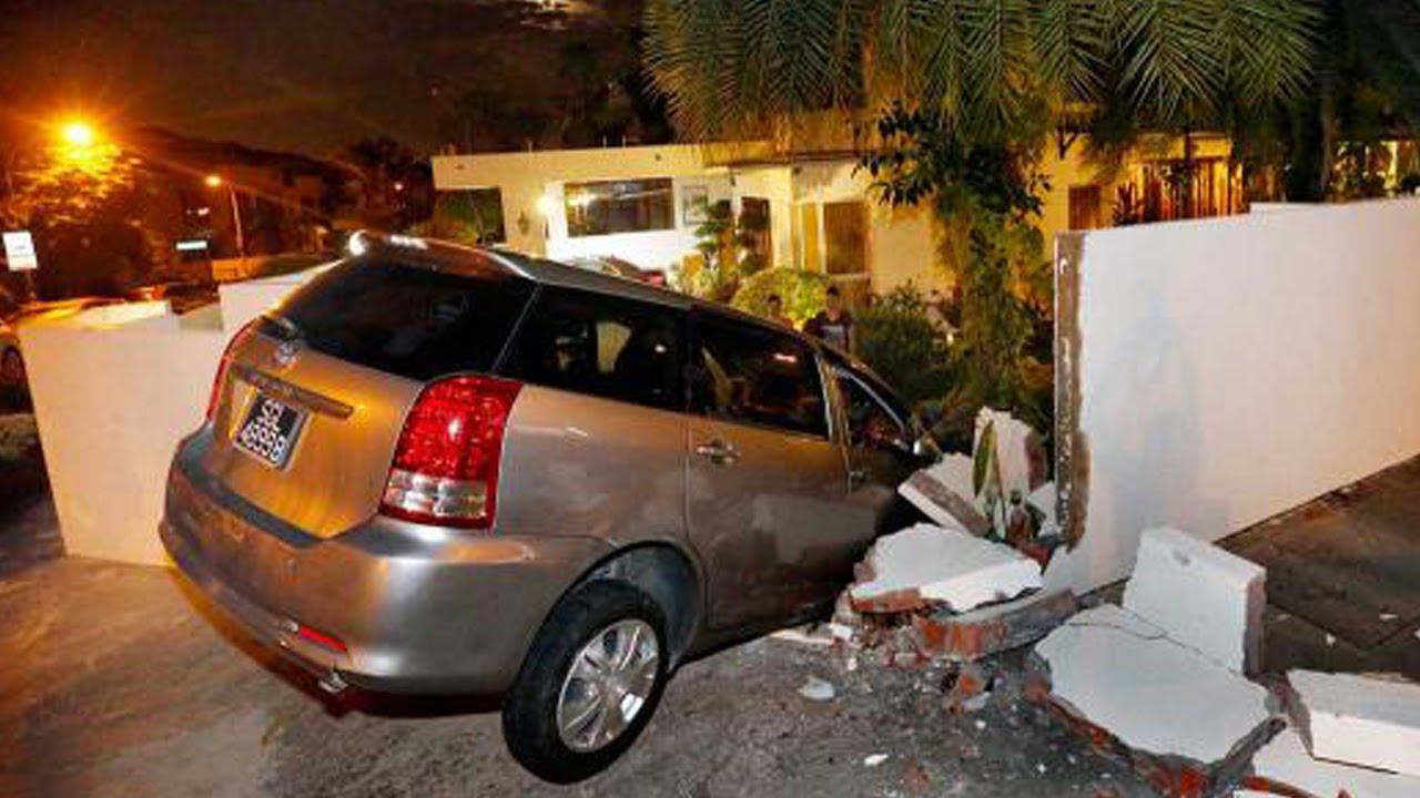 2018 toyota wish.  wish latest car accident of toyota wish  road crash compilation auto  2016 2017 2018 in toyota wish