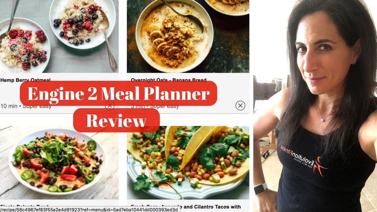 forks over knives meal planner video