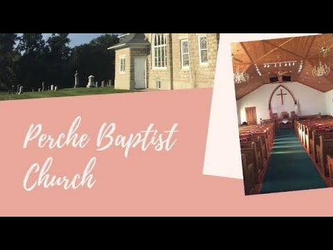 Perche Baptist Church Easter Pageant - 2016