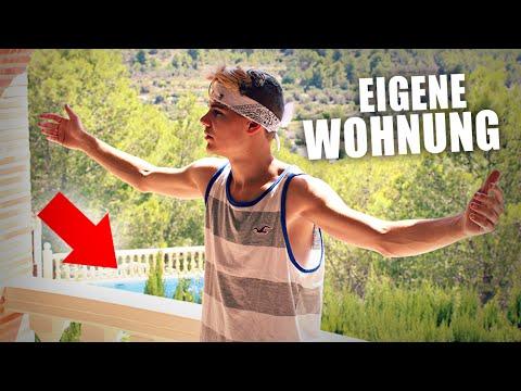 Umzug! Meine ERSTE EIGENE WOHNUNG in SPANIEN! - YouTube