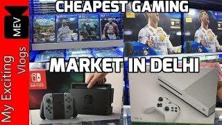XBOX ONE, PS4, PSP STREET, NINTENDO SWITCH,( CHEAPEST PRICE ALL OVER DELHI)KAROL BAGH, GAFFAR MARKET