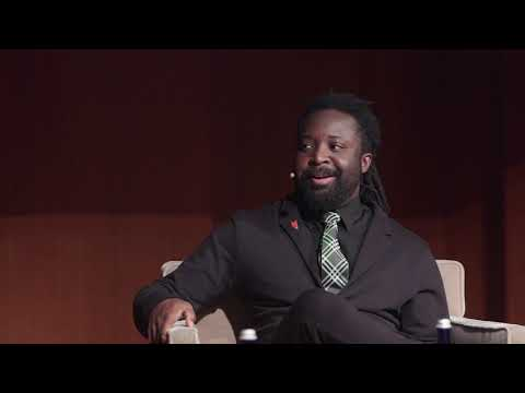 Prof. Marlon James on Writing Stories in a Political World