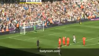 wba 3 0 liverpool all highlights 18 08 2012