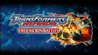 Transformers Armada: The Unicron Battles Intro (1080p HD)