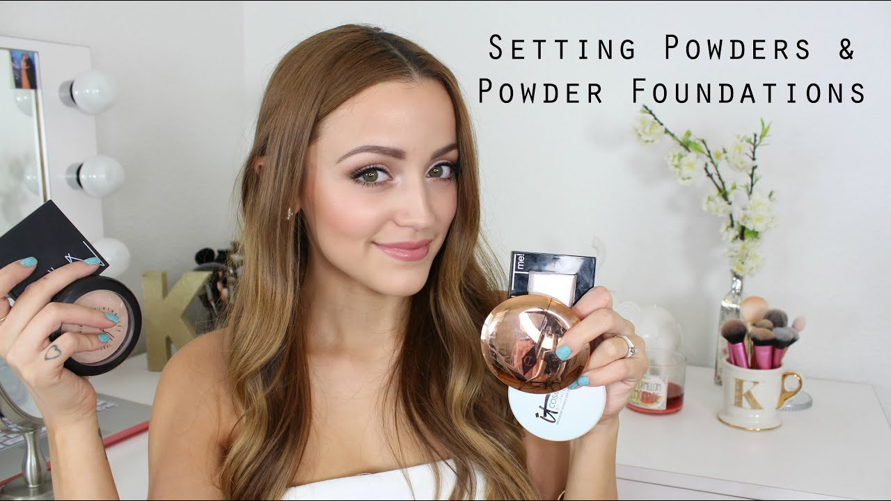 Powder for dry skin