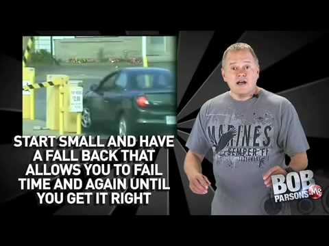 Bob Parsons, how to build a business