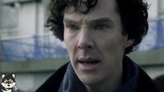 【片片】《神探夏洛克》第一季大结局,卷福开挂了,一集破了五个案子!