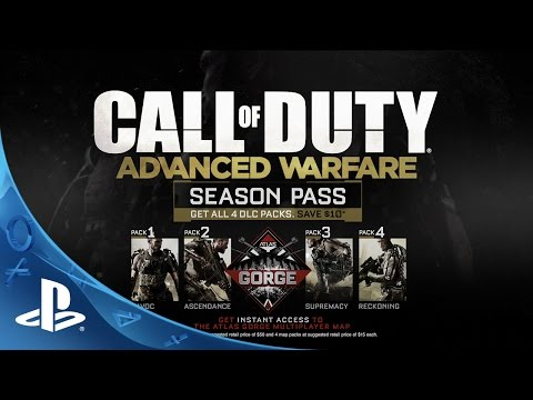Call of Duty: Advanced Warfare - Season Pass Official Trailer | PS4, PS3