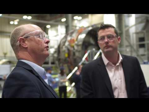 Rolls-Royce | Peter Johnston, Head of Marketing discusses the Trent 7000 programme