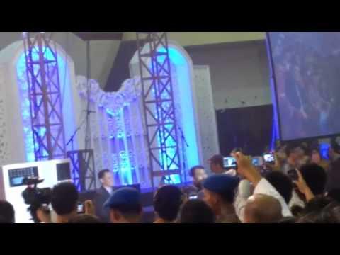 Konser Judika Sihotang - Borngin I Ito (duma) Natal Pemko Medan 2014