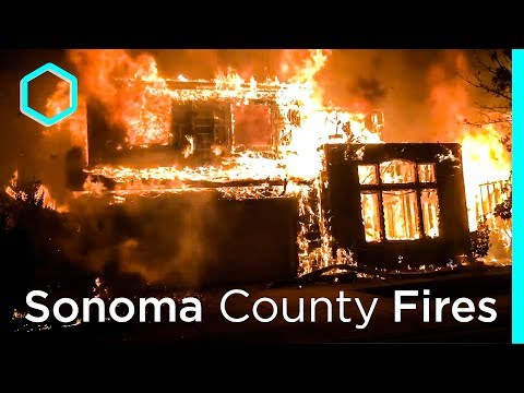 SONOMA COUNTY FIRES | Devastation and Community