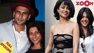 Zoya opens up on Ranveer replacing SRK in 'Don 3' | Is Ekta Kapoor upset with Kangana Rana
