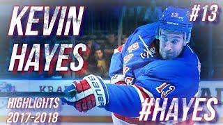 KEVIN HAYES HIGHLIGHTS 17-18 [HD]
