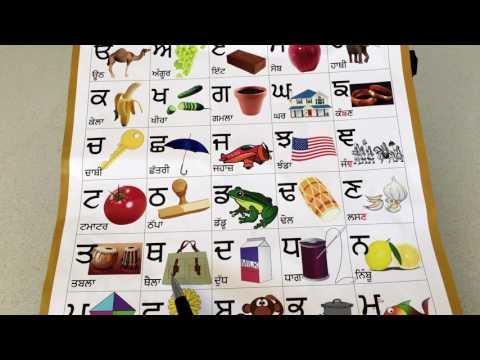 Gurmukhi Akhar | Punjabi Alphabet | Punjabi for Kids