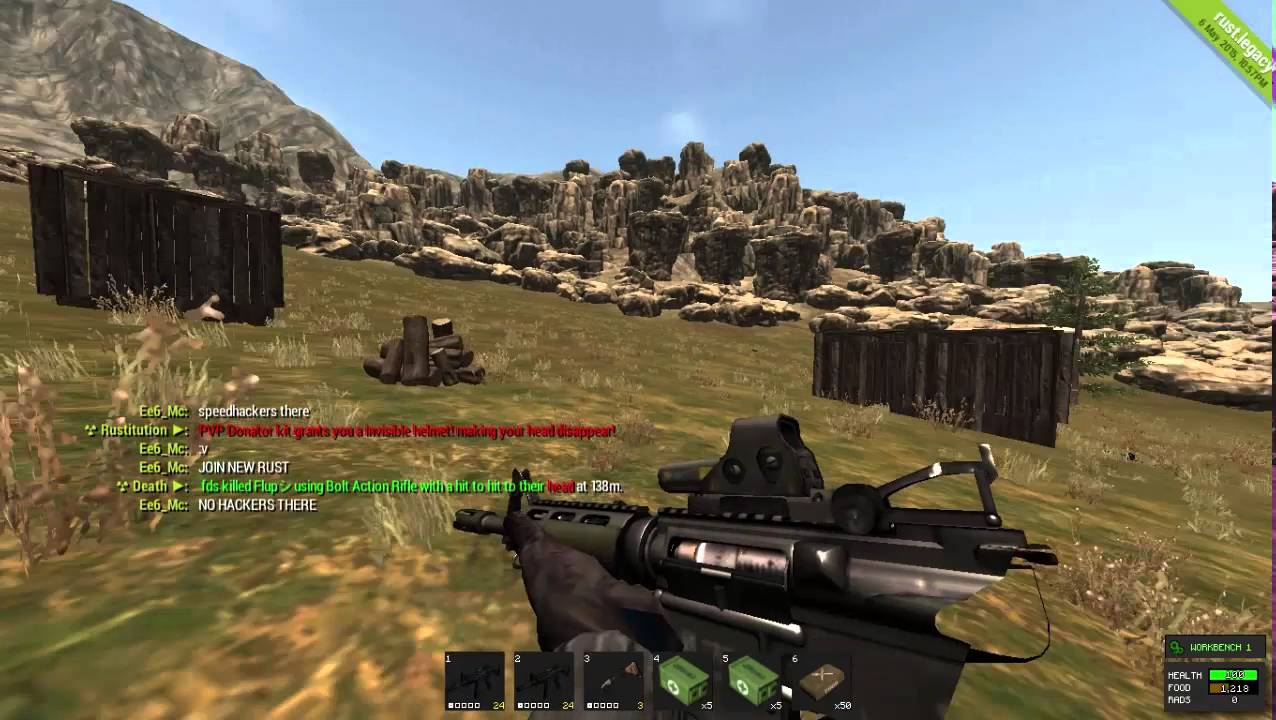 Rust legacy cheat 2016 steam youtube malvernweather Image collections