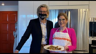 Cooking with Mayor Jane - Thanksgiving Edition