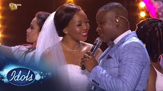 Top 7 Reveal: Mtho's Perfect Wedding | Idols SA Season 13