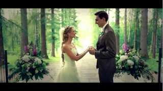 видео свадьба в усадьбе