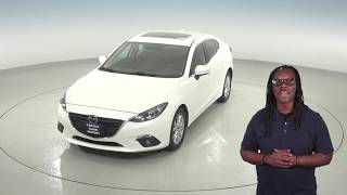 C95045NC 2015 Mazda 3  Touring Review Test Drive