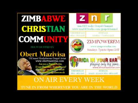 Obert Mazivisa talks about John Fantastic Mutoko on Zimbabwe Christian Community Radio Show