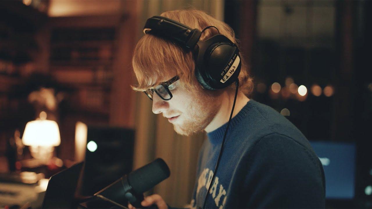 Ed Sheeran - Bad Habits [Studio BTS]