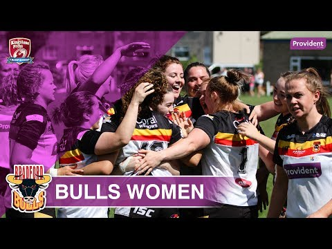 BULLS WOMEN: Charge to the Challenge Cup final