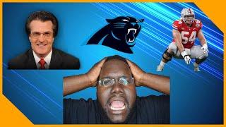 Mel Kiper Jr Mock Draft Panthers Pick Reaction!!!| LCameraTV 2017 Video