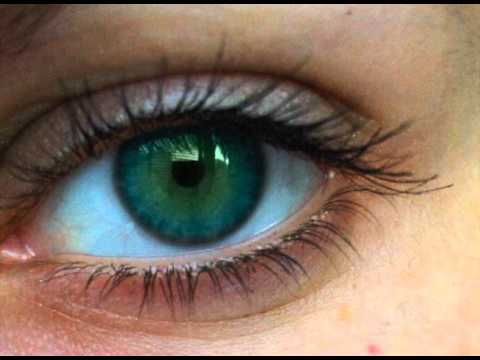 Change Your Eye Color to Sea Green Subliminal Affirmations