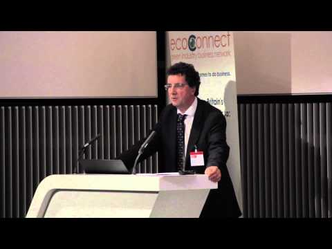 Cleantech Innovate - Sea Wave Energy Ltd - Chris Biggs