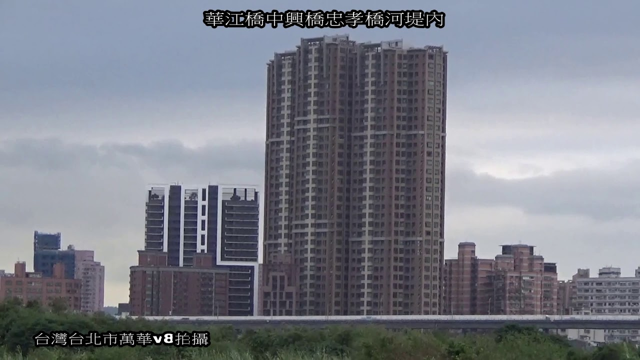臺灣臺北市萬華運動公園 - YouTube