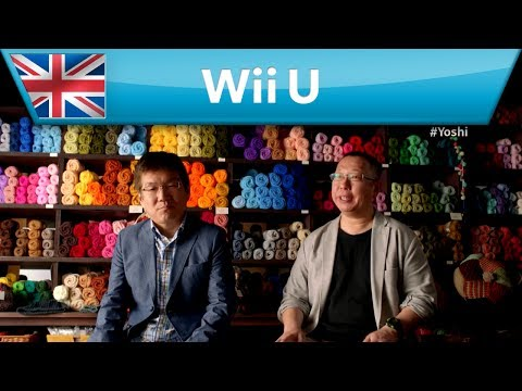 Yoshi's Woolly World - Developer Interview (Wii U)
