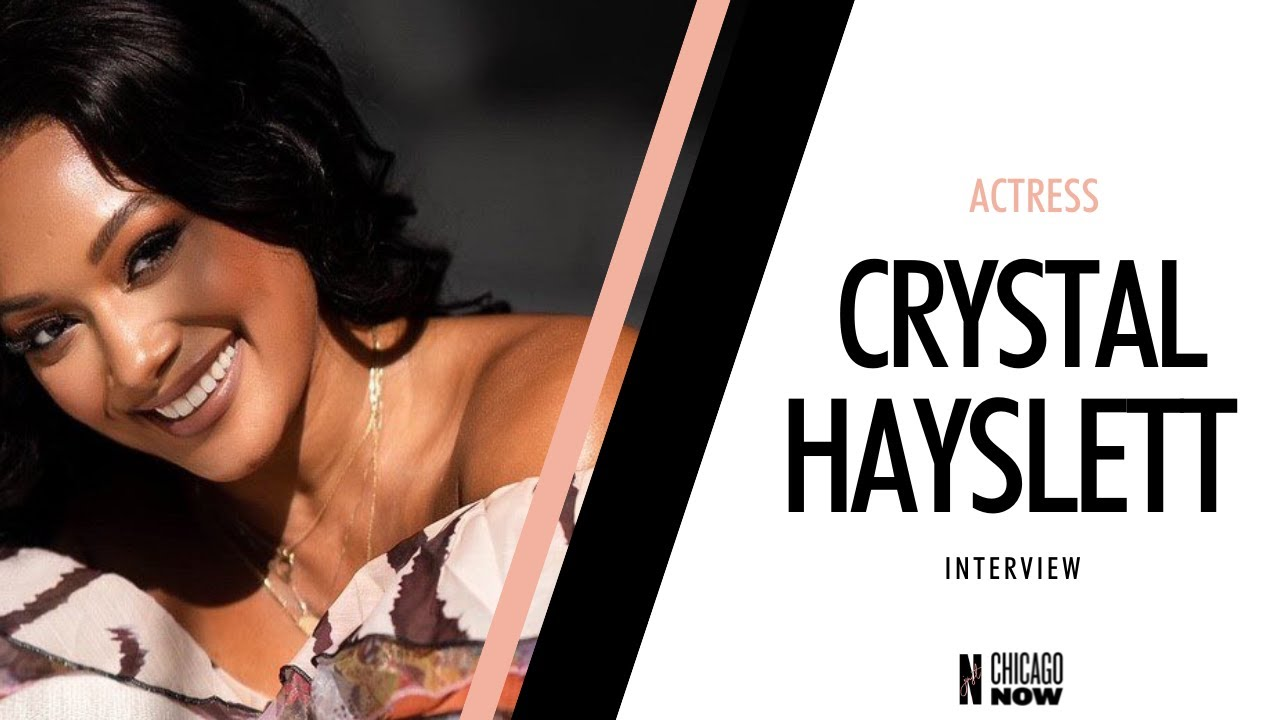 Download Crystal Hayslett Chats About Acting On Sistas, Her Love For Cooking + More