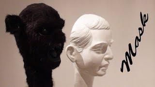 Sculpture - Mask - Simple Crafts