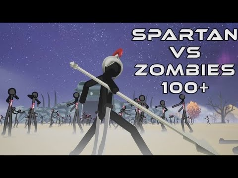 Download Stick War Vs Zombies 100+ Endless Deads (3D Animated)
