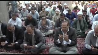 ايمن عبد المنعم محافظ سوهاج يفتتح مسجد النصر بالبواريك بالمنشاة