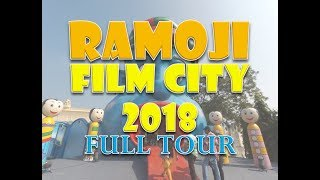 RAMOJI FILM CITY 2018 - LATEST | ALL THE FUN | SAHAS ADVENTURE ZONE