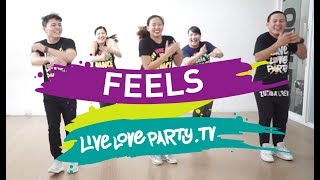 Feels | Live Love Party | Zumba | Dance Fitness